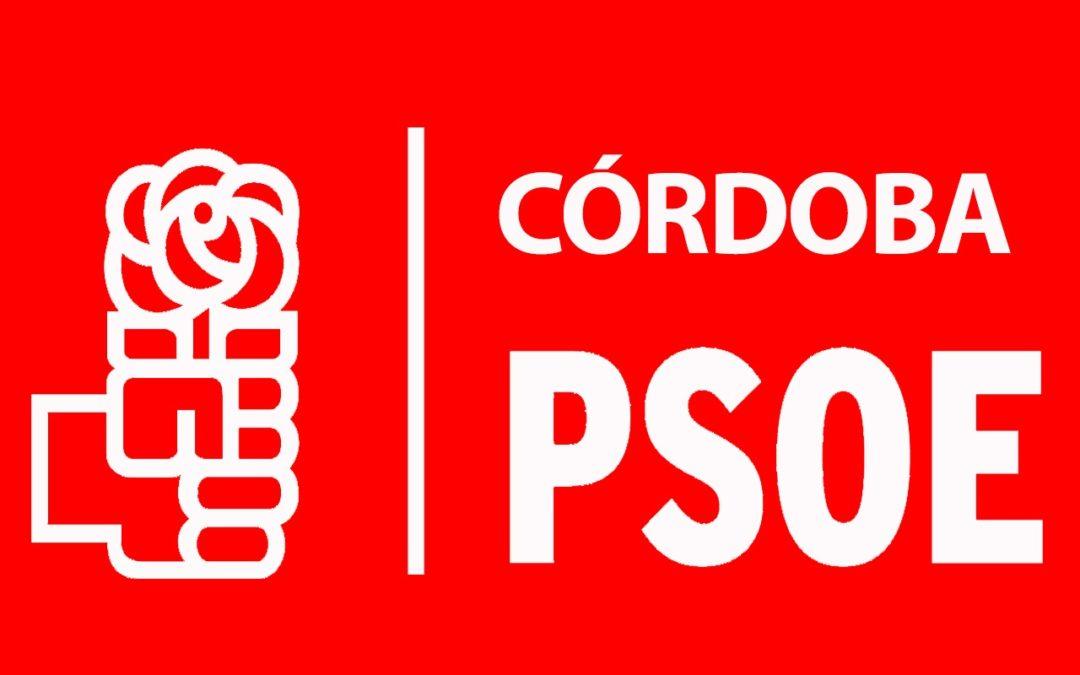 El PSOE de Córdoba afirma que las inversiones de los PGE 2022 cumplen con la provincia y su recuperación