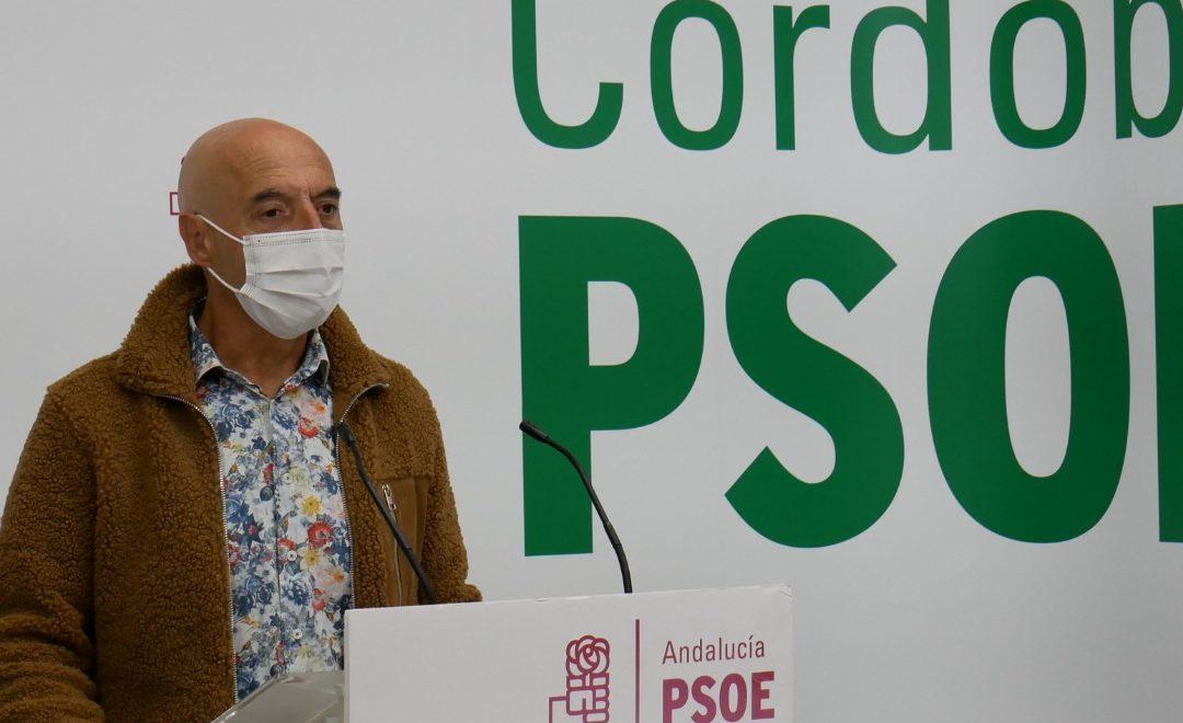 El PSOE de Córdoba critica que el PP se niegue a la subida de pensiones con el IPC y rompa con el Pacto de Toledo