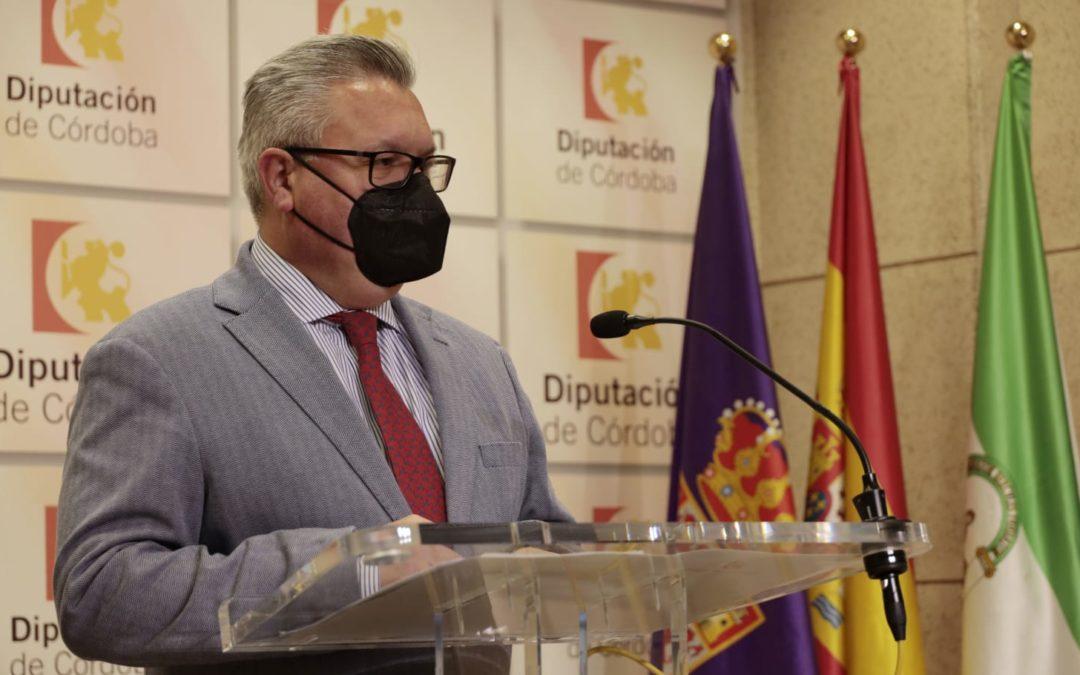 El Grupo Socialista de la Diputación pone de manifiesto la incoherencia de Ciudadanos que critica procesos en los que vota a favor