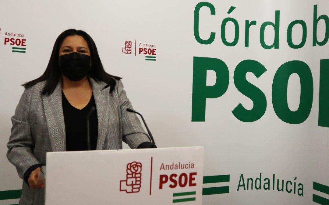 El PSOE de Córdoba defiende que la suspensión de las reglas fiscales es una medida justa y acertada