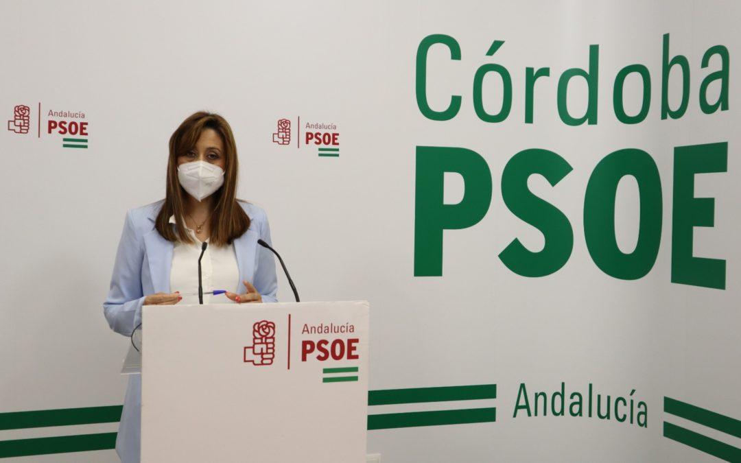 El PSOE de Córdoba muestra su firme compromiso con las mujeres que viven y trabajan en el mundo rural