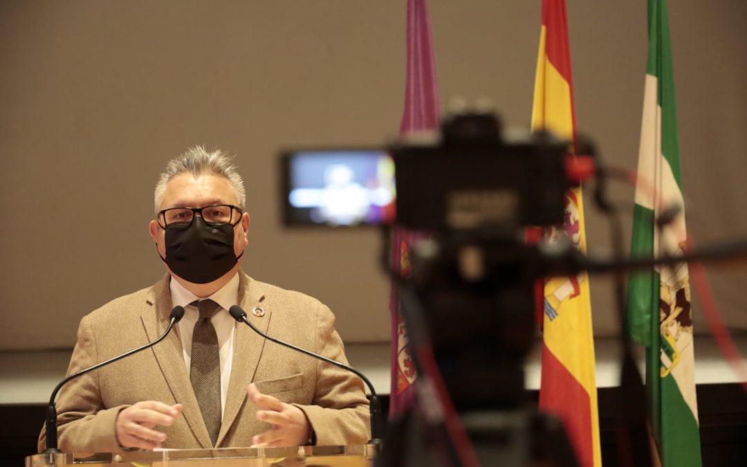 El Grupo Socialista pedirá en el Pleno de la Diputación que la Junta ponga en marcha Planes de Empleo para los ayuntamientos