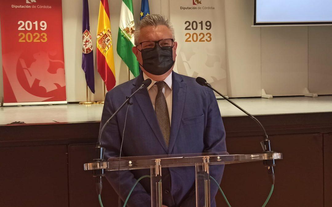 El Grupo Socialista reclamará en el Pleno de la Diputación que la Junta aplique la Ley de Memoria Histórica y Democrática de Andalucía