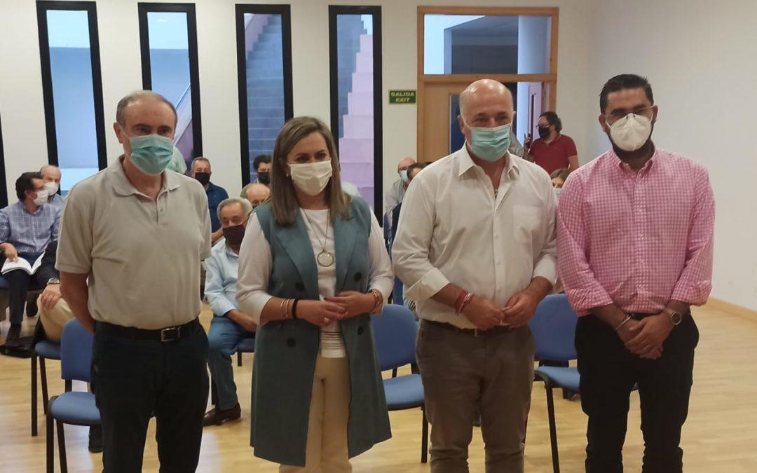 El PSOE de Córdoba muestra su apoyo sin fisuras al sector del olivar