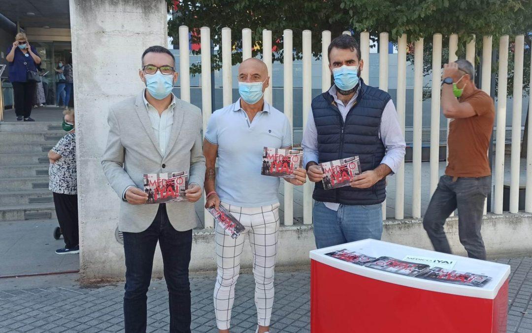 El PSOE de Córdoba exige al Gobierno andaluz que refuerce la atención primaria